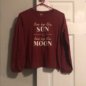 NWT Girls Long Sleeve 🌙